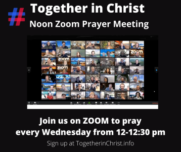 ZOOM Wednesdays from 12-12_30 pm
